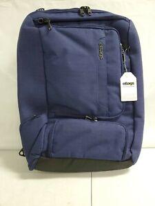 eBags Pro Slim Weekender Convertible to Backpack Brushed Indigo Color Z215