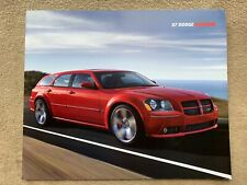 2007 Dodge Magnum Car Brochure (America)