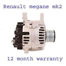 For Renault megane mk2 mk II 1.4 1.6 2002 2003 2004 2005 2006 - 2017 alternator