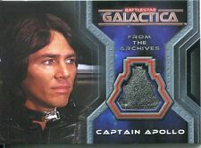 Battlestar Galactica Colonial Warriors Costume Card CC6 Richard Hatch