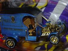 Toy Zone Tom Daniel PADDY WAGON 1:43 -Blue, NICE!