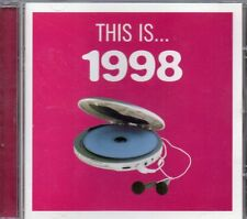 This Is...1998 CD - 2008 - Like New