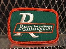REMINGTON RIFLES GUNS ~ VINTAGE ~ NEW ~ Patch for Hat Shirt Vest Unused