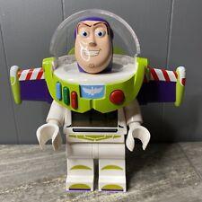 2010 LEGO Toy Store Buzz Lightyear Alarm Clock Electronic Digital Free Shipping