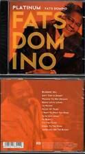 "FATS DOMINO ""Platinum"" (CD) 2008 NEUF"