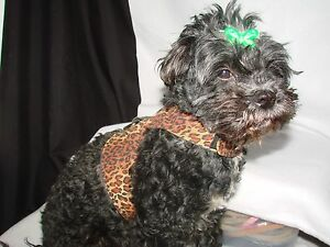 Medium Fleece Dog Harness,Vest Style Adorable,more colors & sizes in E-Bay store