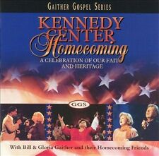 Kennedy Center Homecoming by Bill & Gloria Gaither (Gospel) (CD, Mar-1999