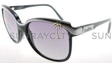 Bolle Phoebe Shiny Black / TLB Gradient Sunglasses 11295 100% UVA & UVB