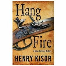 Hang Fire (Five Star Mystery Series), Kisor, Henry, Good Condition, Book
