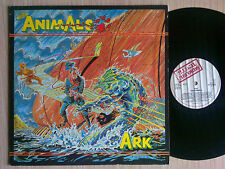 THE ANIMALS - ARK - LP 33 GIRI HOLLAND