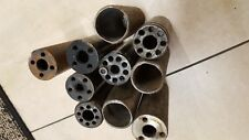 fit fiend odyssey macneil 14mm Bmx Stunt Pegs black 4130 cromo steel