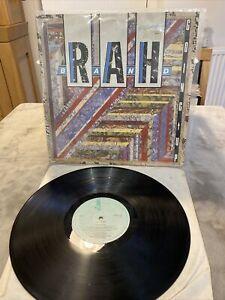 1983~The RAH Band~Going Up~Vinyl LP Album~UK🇬🇧Original Pressing~TMT Records