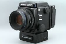 *** Excellent++ *** Mamiya RZ67 Pro II + 110mm + 120mm Film Back + Winder II Set