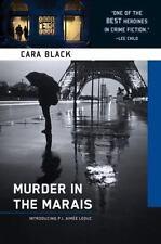 Murder in the Marais AIMEE LEDUC SERIES BOOK 1 copyright 1999