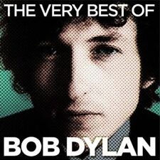 CD de musique album pop rock Bob Dylan