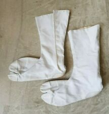 Tabi boots Shoes Rikio Ninja Fighter Martial Arts Boots - White Outdoor