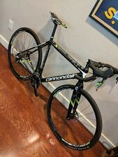 Cannondale SuperX Hi-Mod Disc Red 52x54 Cyclocross Gravel New bike