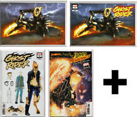 GHOST RIDER #1++ (2019) Variant, Exclusive, Incentive++ ~ Marvel Comics