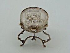 Antique Dutch Silver Table trinket Box IMPORTED Sheffield 1897 – Samuel Boyce
