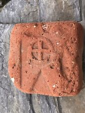 1880 Antique Clay Brick With Common Brick Manufactors Assn Cbma on a Cook Brick