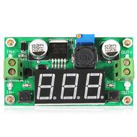 LM 2596 Adjustable DC-DC Converter Buck Step Down Regulator Power Module Display