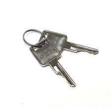 Genie Part 58322GT / 7-146-02 - NEW Genie Key Set (2 Keys)
