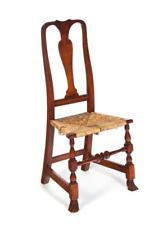American Queen Anne Side Chair. Lot 396