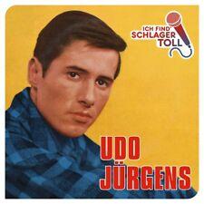 UDO JÜRGENS - ICH FIND' SCHLAGER TOLL (DAS BESTE)   CD NEUF