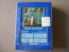 RAGS TO RUFUS (Chaka Kahn) 8 TRACK TAPE / Factory Sealed New $7.25