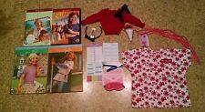 American Girl clothes, books & accessories Julie,Kit,Mary Ellen,Saige,Grace