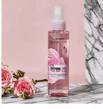 Tónico Facial Agua De Rosas 100% Natural Orgánico Limpieza Cutis Piel Cara New