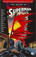 DC COMICS THE DEATH OF SUPERMAN TPB TRADE PAPERBACK JURGENS ORDWAY SIMONSON