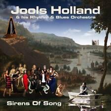 JOOLS HOLLAND & his Rythem & Blues Orchestra Sirens Of Song CD 2014 * NEU