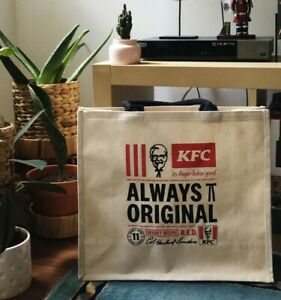 Kfc Limited Canvas Bag