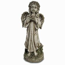 Garden Angel Figurine 12 Inches Tall  NEW SKU VG084
