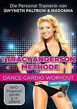 DVD  -  Tracy Anderson Methode - Dance Cardio Workout für Einsteiger  -  FITNESS