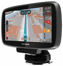 TomTom GO 400 Navigationssystem XL Free liftime Maps HD Traffic via Smartphone