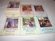 Beverly Lewis SummerHill Secrets Books 1-5