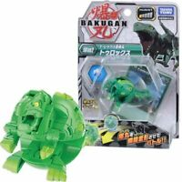 Takara Tomy Bakugan Battle Planet Baku002 Bakugan T-rex Trox Green Toy Japan