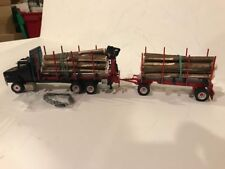 CUSTOM INTERNATIONAL PAYSTAR LOGGING TRUCK DIE CAST1:50th SCALE
