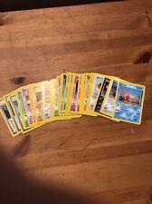 Complete Pokemon Neo Discovery Common Uncommon Card Set