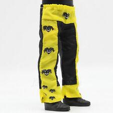 Kofi Kingston Black and Yellow Pants WWE Mattel Elite for Wrestling Figures
