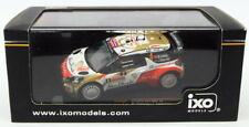 Ixo 1/43 Scale RAM566 Citroen DS3 WRC #4 Rally Monte Carlo '14 Otsberg/Andersson