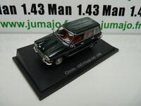 DIV4 voiture 1/43 CITROËN atlas : Citroën AMI 6 break club 1968
