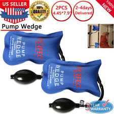 Automotive Pump Wedge Inflatable Replace Shims Air Cushioned Hand Tools 2pcs