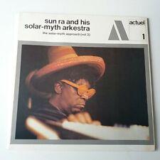 Sun Ra - The Solar-Myth Approach Vol 2 - Vinyl LP UK 1983 Press A1/B1 NM
