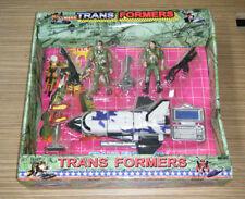 Original (Unopened) Unbranded Transformers & Robot Action Figures