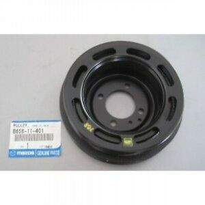 MAZDA Genuine OEM  Crankshaft pulley   MX-51992/08 - MX-51994/12 -  B6S8-11-401
