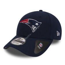 Mens 9 FORTY NEW ERA Gorra de Béisbol. New England Patriots la Liga Sombrero Ajustable