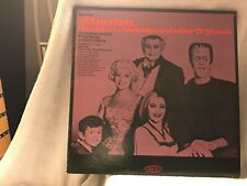 Milton Delugg Music for Monsters, Munsters, Mummies and Other Tv Fiends Vinyl Lp